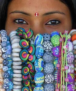 samunnat nepal beads