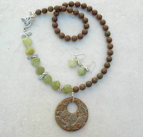 sandra francour swazi pendant necklace 1