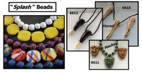 splash beads
