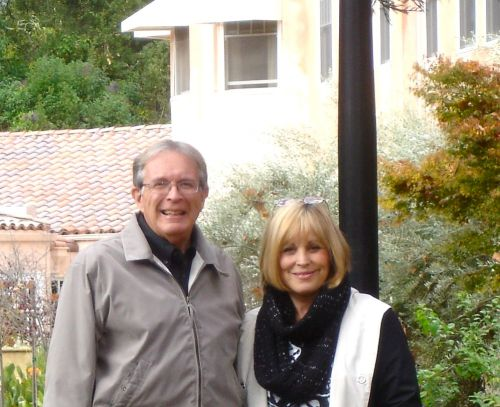 Paulette and husband