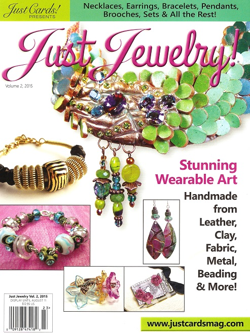 just jewelry magazine vol 2 cover