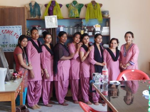 sammunat nepal ladies
