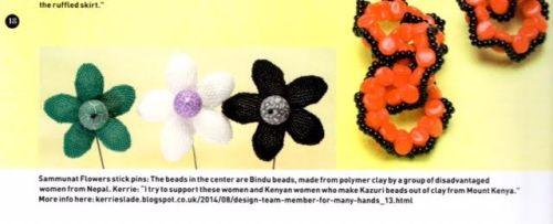 kerrie slade samunnat flowers