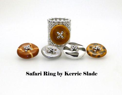 kerrie slade safari rings